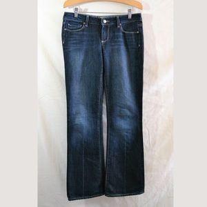 Paige Laurel Canyon Bootcut Jeans Size 28 x 30